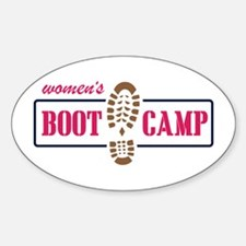 Women's Boot Camp Decal