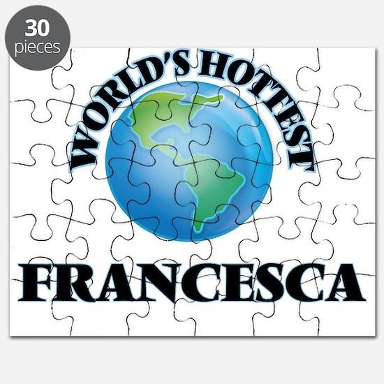 World's Hottest Francesca Puzzle