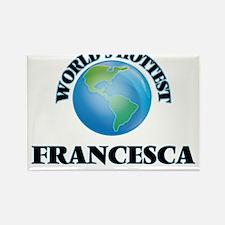 World's Hottest Francesca Magnets