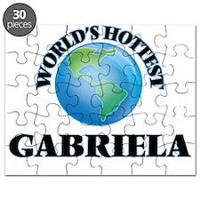 World's Hottest Gabriela Puzzle