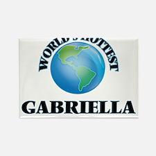 World's Hottest Gabriella Magnets