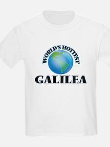 World's Hottest Galilea T-Shirt