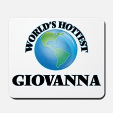 World's Hottest Giovanna Mousepad