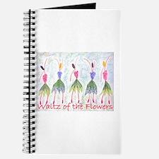 Waltz of the Flowers Journal