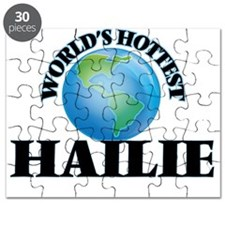 World's Hottest Hailie Puzzle
