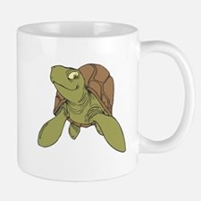 Grinning Sea Turtle Small Small Mug