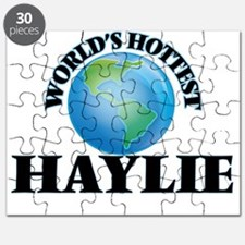 World's Hottest Haylie Puzzle