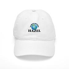 World's Hottest Hazel Baseball Baseball Cap