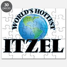 World's Hottest Itzel Puzzle