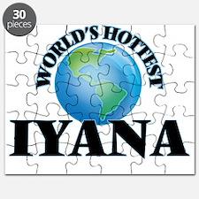 World's Hottest Iyana Puzzle