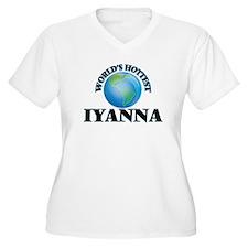World's Hottest Iyanna Plus Size T-Shirt