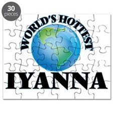 World's Hottest Iyanna Puzzle
