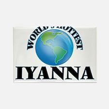 World's Hottest Iyanna Magnets