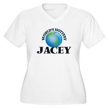 World's Hottest Jacey Plus Size T-Shirt