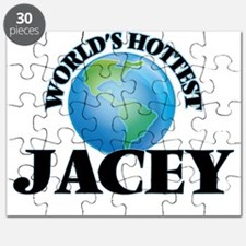 World's Hottest Jacey Puzzle