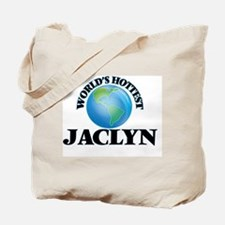 World's Hottest Jaclyn Tote Bag