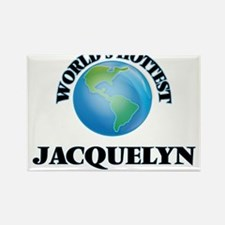 World's Hottest Jacquelyn Magnets