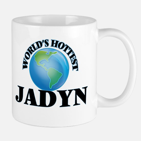 World's Hottest Jadyn Mugs