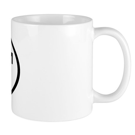 BLT Oval Mug
