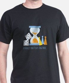 A Family That Plays Together T-Shirt