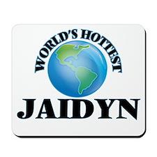 World's Hottest Jaidyn Mousepad