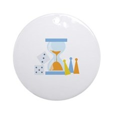 Play Together Ornament (Round)