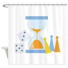 Play Together Shower Curtain