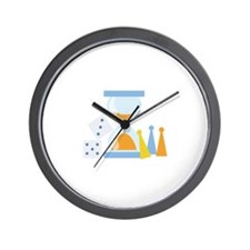 Play Together Wall Clock