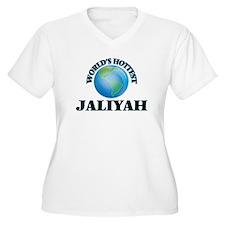 World's Hottest Jaliyah Plus Size T-Shirt