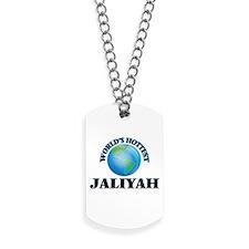 World's Hottest Jaliyah Dog Tags