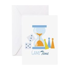 Game Time Greeting Cards