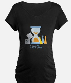 Game Time Maternity T-Shirt