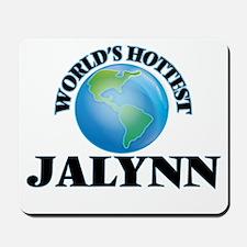 World's Hottest Jalynn Mousepad