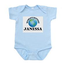 World's Hottest Janessa Body Suit