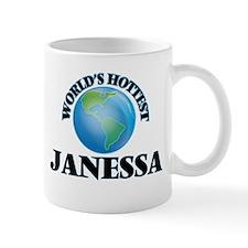 World's Hottest Janessa Mugs
