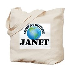 World's Hottest Janet Tote Bag