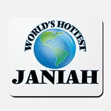 World's Hottest Janiah Mousepad