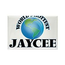 World's Hottest Jaycee Magnets