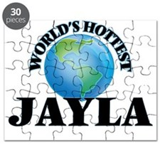 World's Hottest Jayla Puzzle