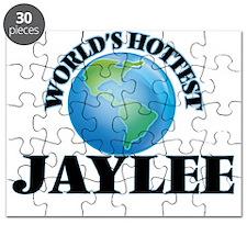 World's Hottest Jaylee Puzzle