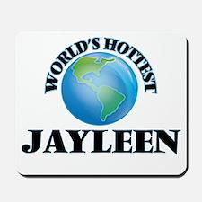 World's Hottest Jayleen Mousepad