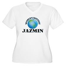 World's Hottest Jazmin Plus Size T-Shirt