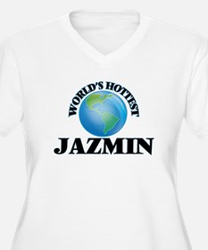 World's Hottest Jazmin Plus Size T-Shirt