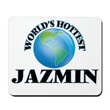 World's Hottest Jazmin Mousepad