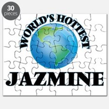 World's Hottest Jazmine Puzzle