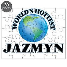 World's Hottest Jazmyn Puzzle