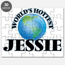 World's Hottest Jessie Puzzle