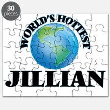 World's Hottest Jillian Puzzle