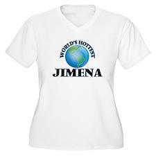 World's Hottest Jimena Plus Size T-Shirt