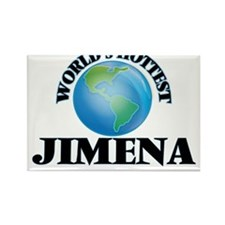 World's Hottest Jimena Magnets